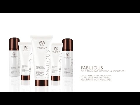 Fabulous Self Tanning Lotions & Mousses