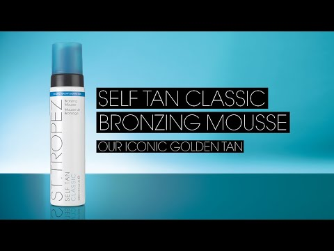 How To Apply I St.Tropez Self Tan Classic Bronzing Mousse Tan