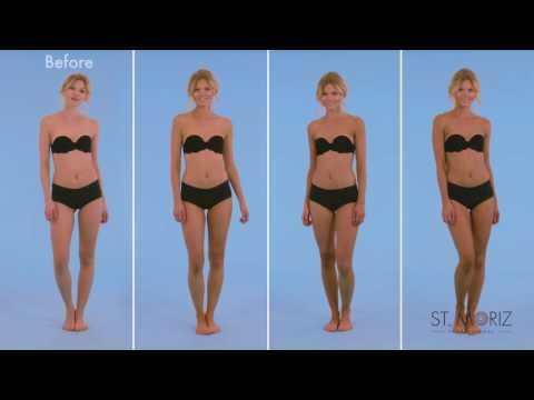 How to apply fake tan - St. Moriz Tanning Mist