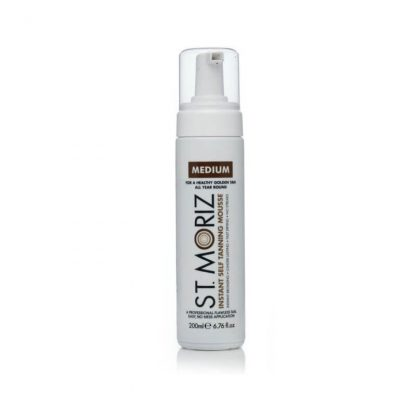 St-Moriz-Professional-Tanning-Mousse-Medium-spraytanme-1