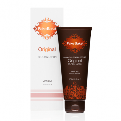 Fake Bake original self tan lotion koop je bij spraytanme