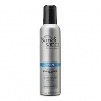 BONDI SANDS MEN Everyday gradual tanning foam bruiningscreme