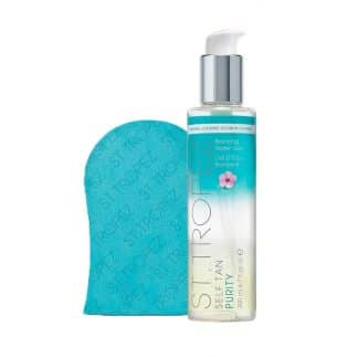 St Tropez self tan purity en tanning mitt