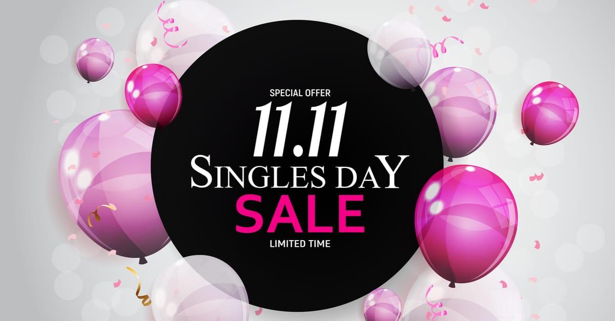 Happy singles day 2020 @Spraytanme