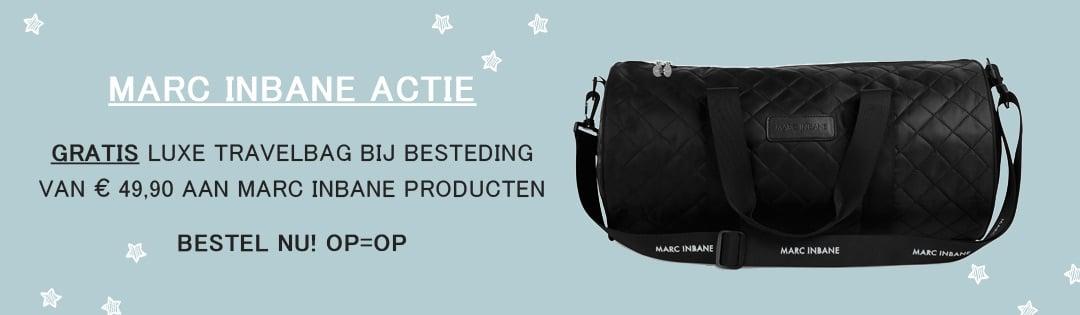 Marc inbane travelbag actie