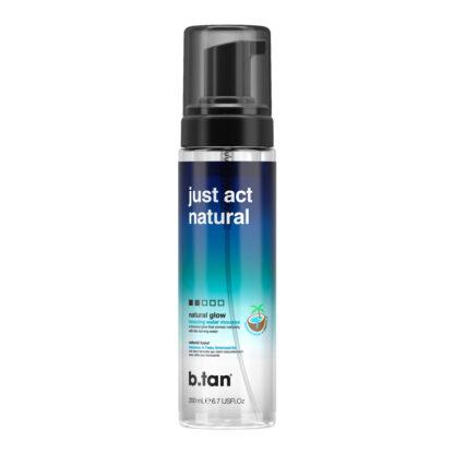 b.tan-just-act-natural-bronzing-water-mousse-spraytanme