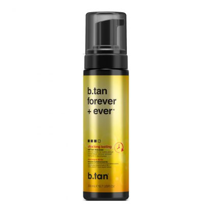 b.tan forever and ever self tan mousse ultra long lasting
