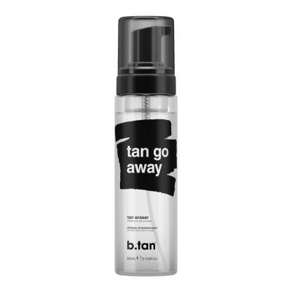 b.tan tan go away tan eraser zelfbruiner verwijderen tan remover